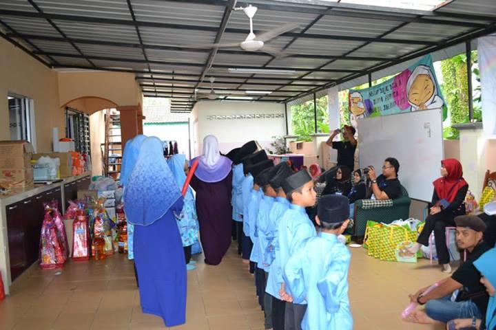 Rumah amal siraman kasih - persembahan nasyid