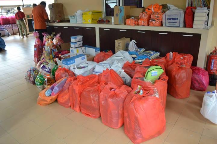 Rumah amal siraman kasih - sumbangan program