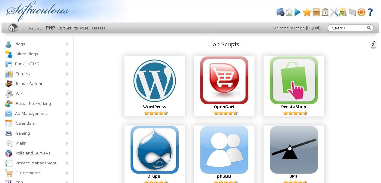 panduan pemasangan blog wordpress