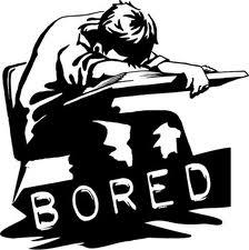 boring kerja
