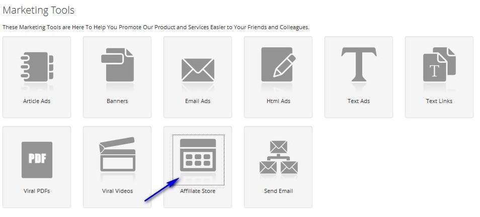 laman web edybiz marketing tools
