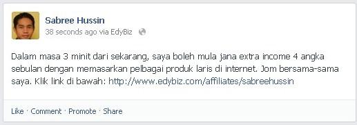 penaftaran EdyBiz