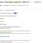 Review Sistem Jualan PRO (SJP) Rahman Basri