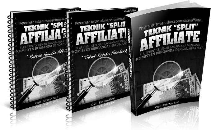 sistem jualan pro review ebook split affiliate