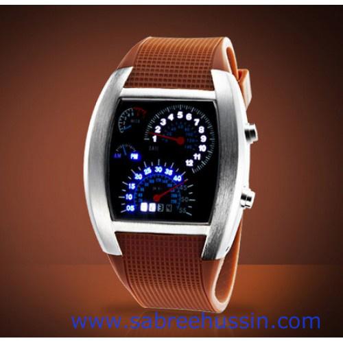 jam-tangan-speedometer-green