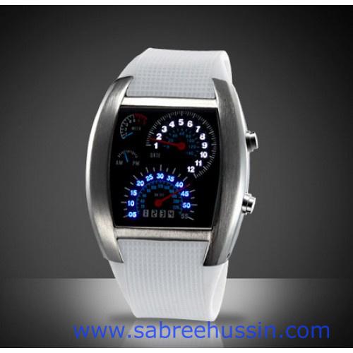 jam-tangan-speedometer-putih