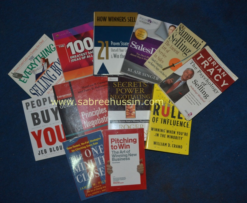 buku sales dan marketing