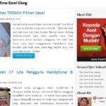Cara Beli Domain Profesional Untuk Blog PERCUMA Blogspot