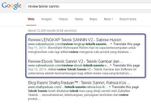 review_teknik_sannin
