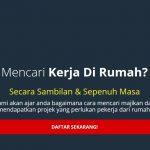 Jadual dan rutin harian seorang internet marketer Malaysia