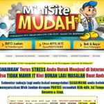 Komisyen Affiliate Minisite Mudah April 2015