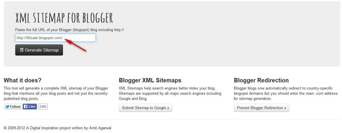 cara_submit_sitemap_blogspot_url