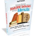 Buat duit dengan menjadi seorang penulis bebas