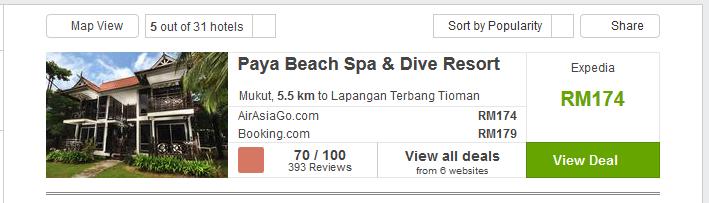 bercuti_ke_tioman_paya_resort