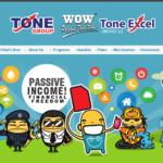 Komisen ToneXpress September 2016