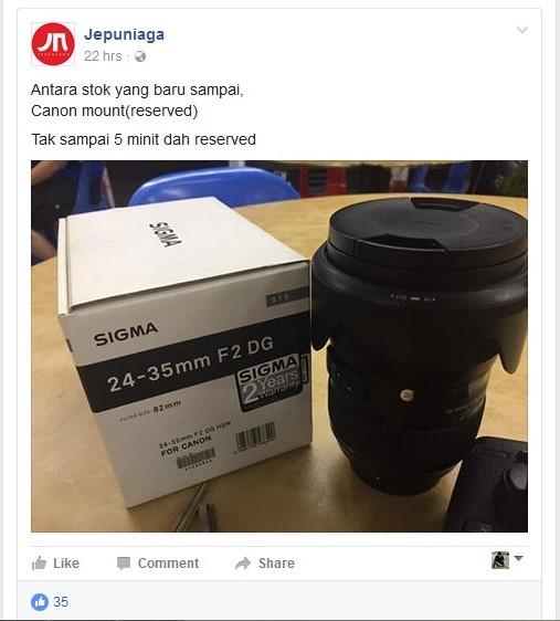 kamera-second-hand-murah