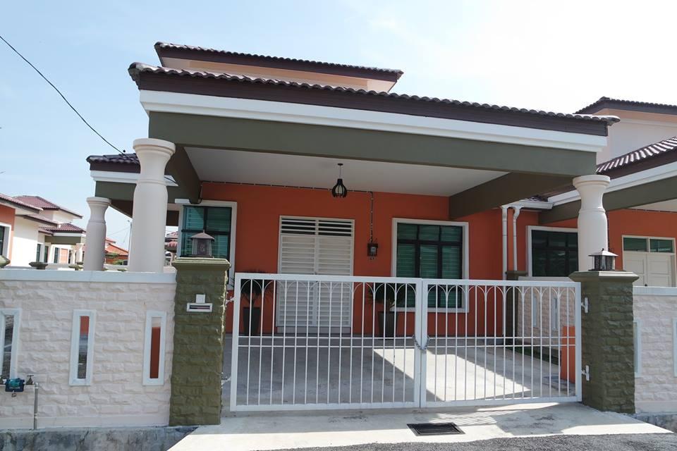 homestay-Melaka-bukit-katil