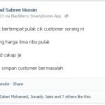 Saya Dilabel Tak Mesra Pelanggan?!