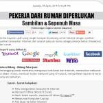 Review Penuh Program Bekerja Dari Rumah Oleh Jobdirumah