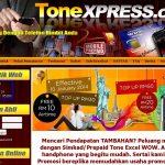 Jana pendapatan sebanyak RM700 dengan program ToneXpress secara part time