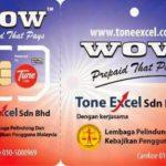 8 Kelebihan dan keistimewaan yang dinikmati oleh para pengguna simkad Tone Excel