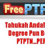 Alasan biasa dan popular kenapa tak bayar hutang PTPTN