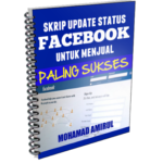 Contoh skrip status update dan teknik menulis ayat iklan yang boleh memikat pelanggan di Facebook