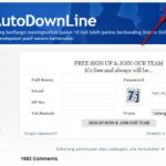 Boleh percaya ke dengan sistem AutoDownline Tone Excel?