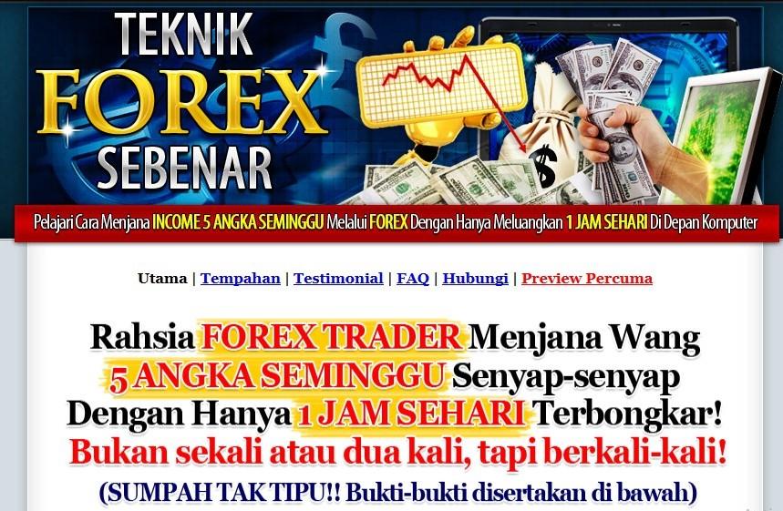 Pergilah ke trader forex