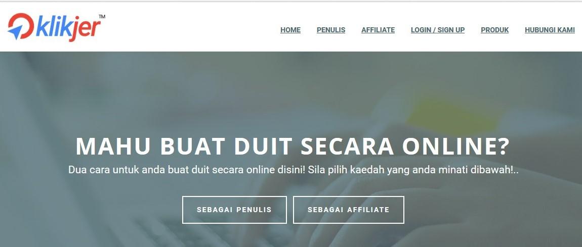klikjer_homepage