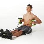Senaman untuk perut, peha, pinggul dan bawah lengan