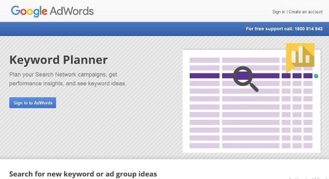 cara-guna-google-keyword-planner