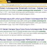Bagaimana cara guna Teknik Search Engine Optimization dalam pemasaran Blog