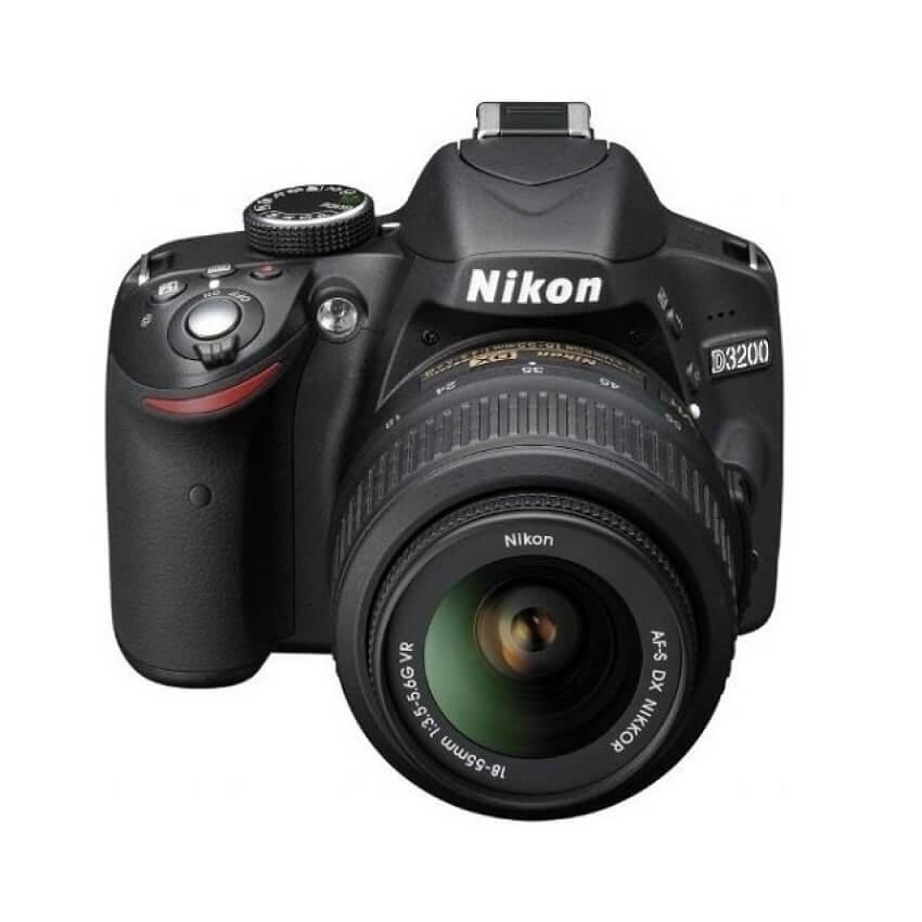 kamera-nikon-d3200-terpakai