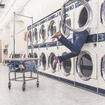Buat bisnes kedai dobi layan diri di kawasan perumahan dan apartment