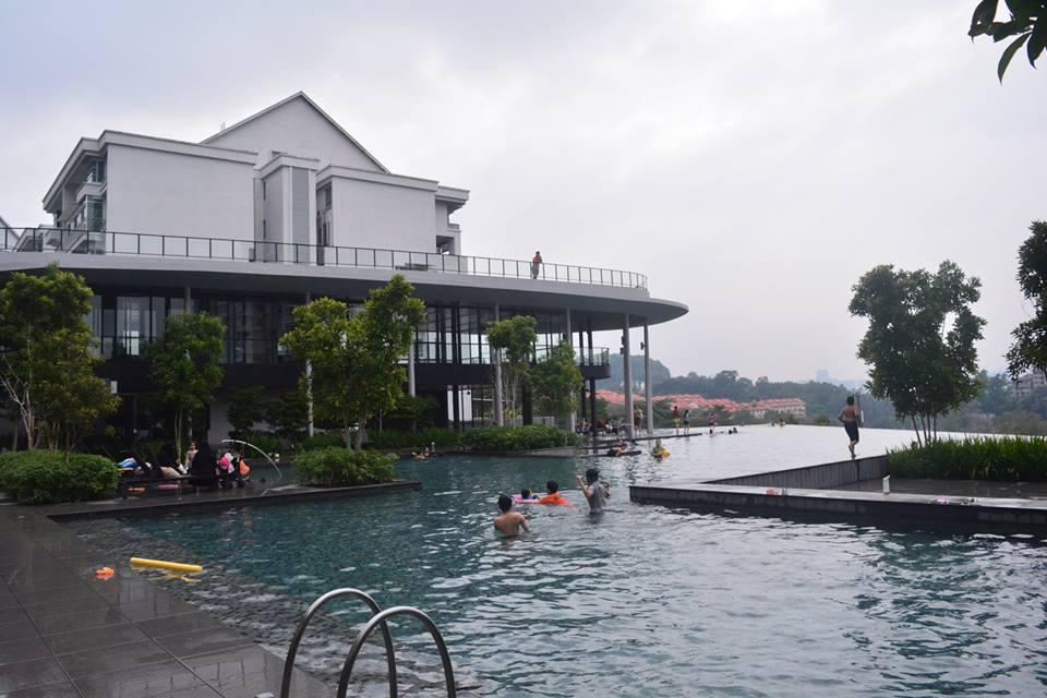 homestay-kuala-lumpur-ada-pool