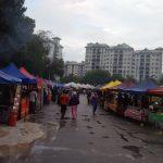 Apa yang menarik di Bazar Ramadhan Medan Selera Desa Tasik