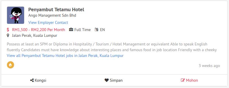 kerja-kosong-hotel