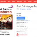 Siri Mula Bisnes Restoran