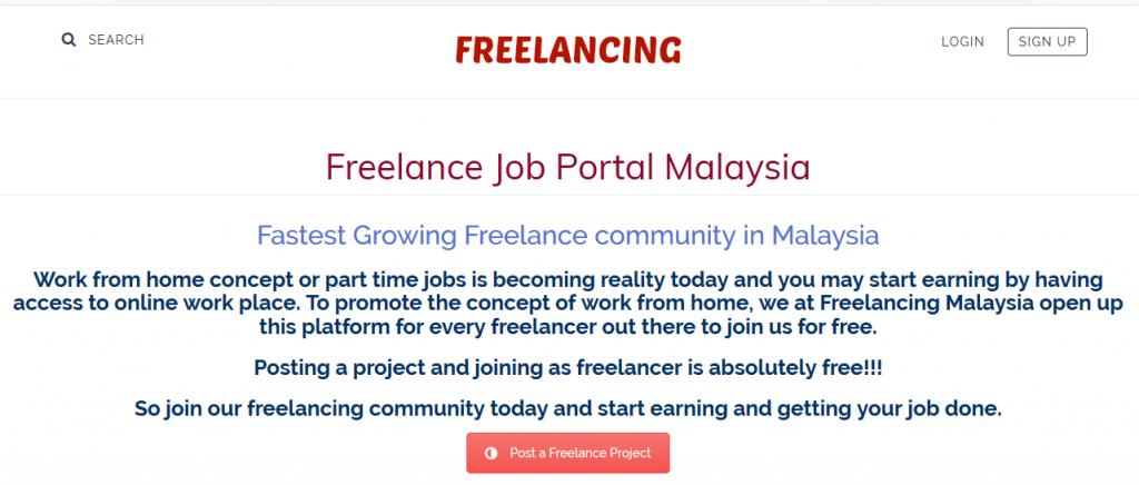 freelance work in malaysia