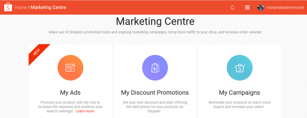 marketing-centre-shopee