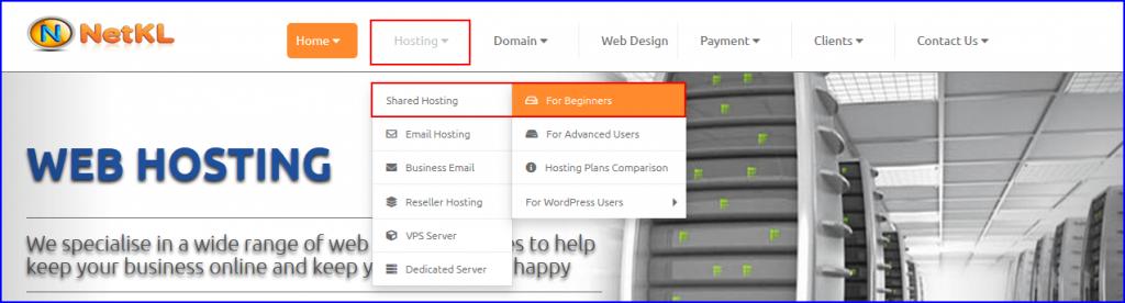 domain hosting murah netkl