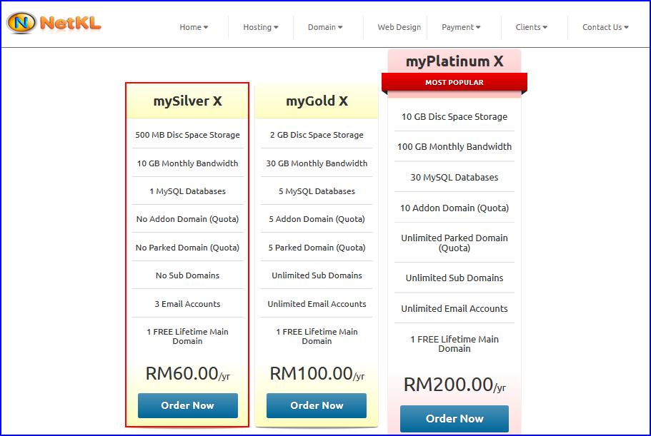 hosting murah dari malaysia