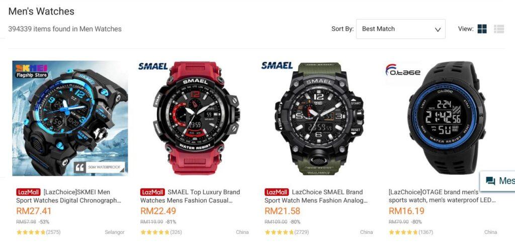 jam-tangan-lelaki-murah
